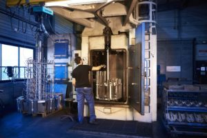 Verrerie filiales mécanic sud industrie