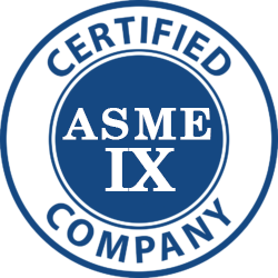 Procédés et opérateurs qualifiés suivant l'ASME IX mecanic sud after market