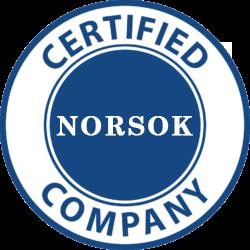 Qualifications NORSOK mecanic sud after market