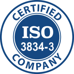 Quality Standard ISO 3834-3 mecanic sud after market